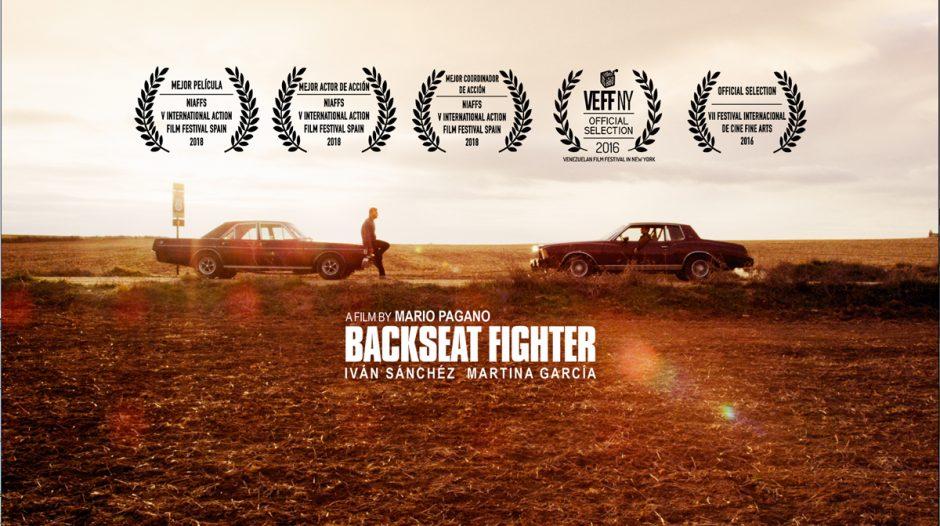 Backseat Fighter gana tres premios en el Festival Internacional de Cine de Acción de España